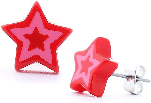 pendientes de estrellas