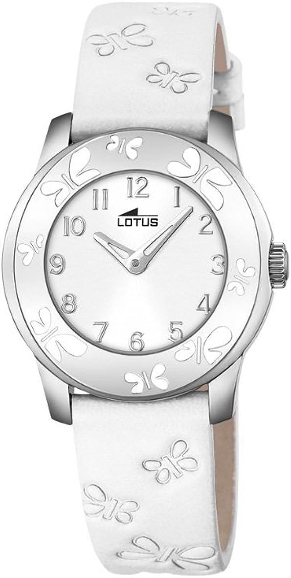 Lotus 18272/1 - Reloj de Pulsera Unisex, analógico, Cuarzo, Piel