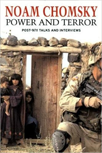Power and Terror: Post-9/11 Talks and Interviews: Noam