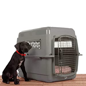 Petmate Sky Kennel Portable Dog Crate For Car