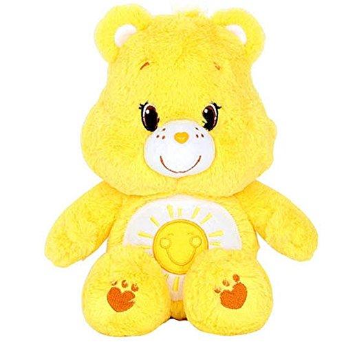 "Care Bears Funshine Bear 10"" Plush Doll Yellow from Care Bears"