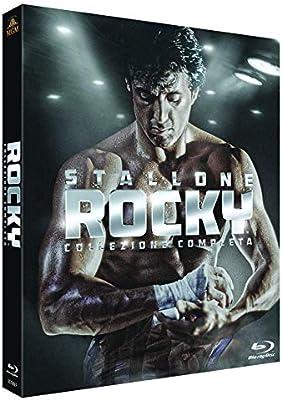 Rocky Saga (Box 6 Br)  [Italia] [Blu-ray]: Amazon.es: Stallone, Shire, Young, Tyson, Tarver, Hughes, Ventimiglia, Nielsen, Avildsen, Stallone, Stallone, Shire: Cine y Series TV