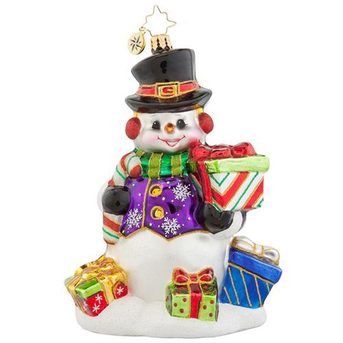 Christopher Radko Snow Drift Gifts
