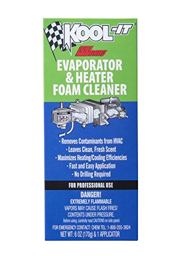 51umpIV91DL 12X Lubegard 96030 Kool It Evaporator and Heater Foam Cleaner  FRESH CLEAN AIR !