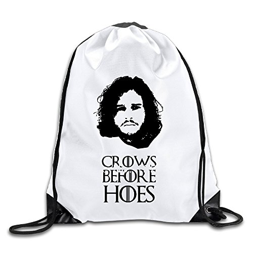 Price comparison product image LCNANA Crows Before Hoes Game New Design One Size Pocket Canvas