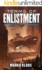 Amazon Com Terms Of Enlistment Frontlines Book 1 Ebook Kloos