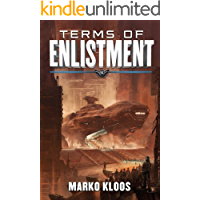 Terms of Enlistment (Frontlines Book 1) book cover