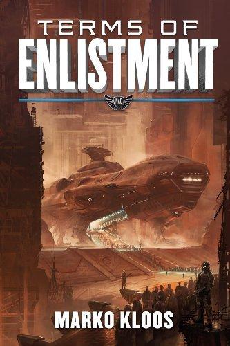 Amazon terms of enlistment frontlines book 1 ebook marko terms of enlistment frontlines book 1 by kloos marko fandeluxe Images