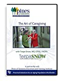 Teepa Snow Dementia DVD 'The Art of Caregiving' Caregiver Video Training for Practical Skills for...