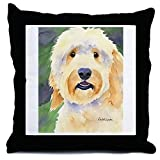 CafePress - Goldendoodle - Decor Throw Pillow (18''x18'')