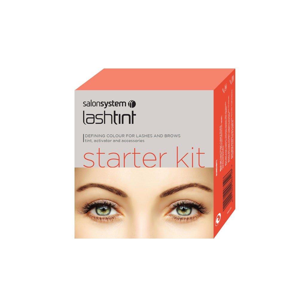 dea1dc6905b Salon System Eyelash Dye Starter Kit: Amazon.co.uk: Beauty