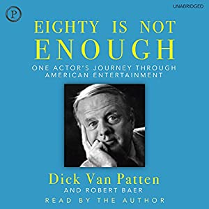 Eighty Is Not Enough Audiobook