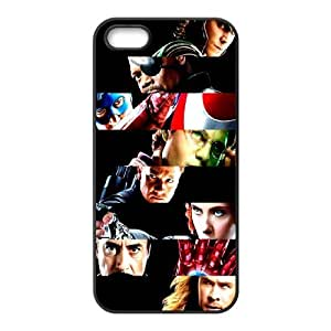 The Avengers YT7034000 Phone Back Case Customized Art Print Design Hard Shell Protection Iphone 5,5S
