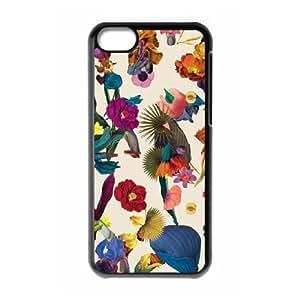 Prints iPhone 5C Case Black Yearinspace986716