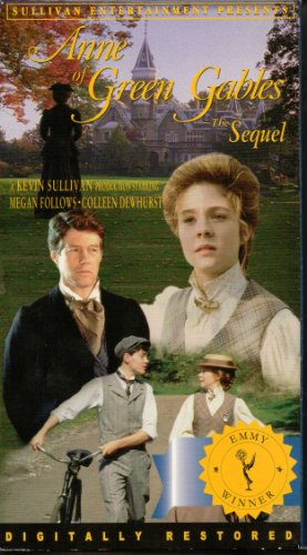 Sullivan Intertainment Presents: Anne of Green Gables, the Sequel, Parts I&II, 2-VHS Box Set (Anne Of Green Gables The Sequel Part 1)