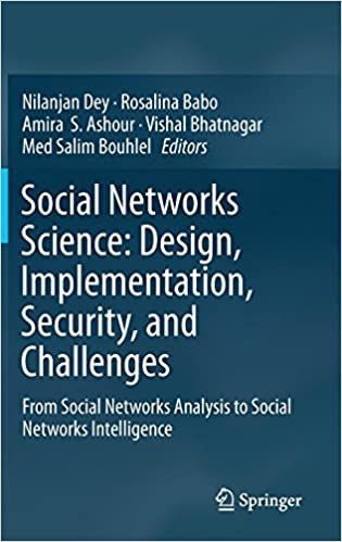 amazon social networks science design implementation security