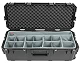 SKB Cases 3i-3613-12DT iSeries Professional Camera Case, Black/Gray