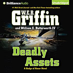 Deadly Assets Audiobook