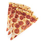 Pizza Microfiber Cleaning Cloth | Fun Designs by