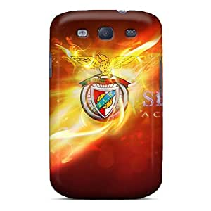 For Galaxy S3 Tpu Phone Case Cover(sport Lisboa Benfica)