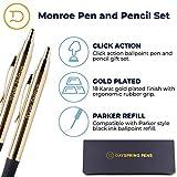 Dayspring Pens - Personalized Monroe 18 Karat Gold