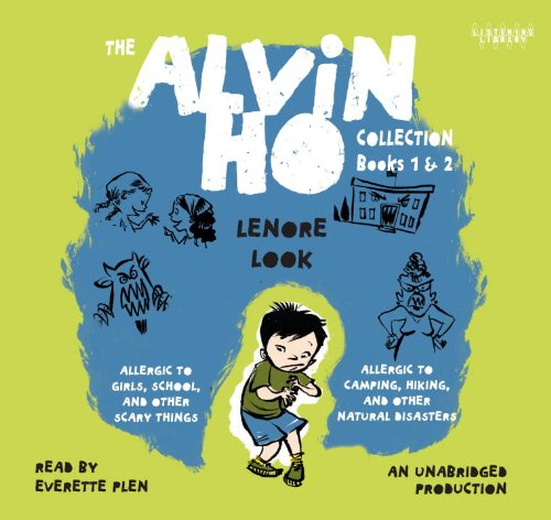 Download Alvin Ho Collection: Books 1 and 2: #1 Allergic to Girls, School, and Other Scary Things; #2 Allergic to Camping, Hiking, and Other Natural Disasters ebook
