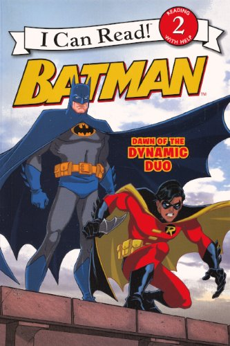 Dawn Of The Dynamic Duo (Turtleback School & Library Binding Edition) (I Can Read! - Level 2)