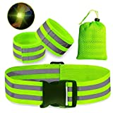 High Visibility Reflective Glow Belt - Army PT