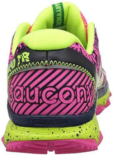 Saucony Nomad TR Women's Running Shoes - SS16 Pink yK53XJX0