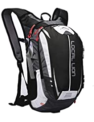 LOCALLION Cycling Backpack Riding Backpack Bike Rucksack Outdoor Sports Daypack for Running Hiking Camping Travelling...