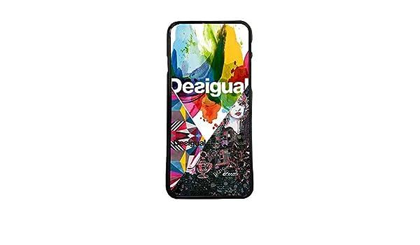 8b1d18145fa Fundas de movil carcasas compatible con iphone 7 Desigual ropa: Amazon.es:  Electrónica