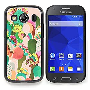 """Planetar ( Green Hills Sky View Rosa"""" ) Samsung Galaxy Ace Style LTE/ G357 Fundas Cover Cubre Hard Case Cover"""