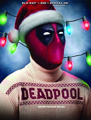 Deadpool Holiday Edition (Bilingual) [Blu-ray + DVD + Digital Copy]