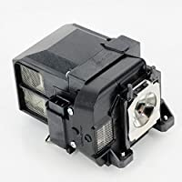 ePharos ELPLP77 High Quality Projector Replacement Compatible bulb with Generic housing for EPSON PowerLite 1975W 1980WU