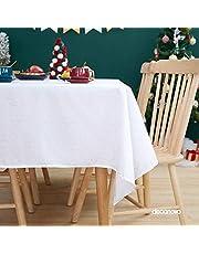 Deconovo Nappe Rectangulaire Impermeable Nappe de Salon pour la Table