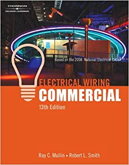 Superb Electrical Wiring Commercial 13E Amazon Co Uk R Mullin Wiring Database Wedabyuccorg