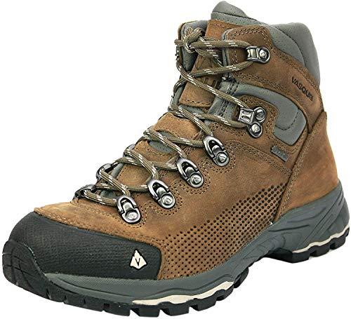 Vasque Women's St. Elias Gore-Tex Hiking Boot, Bungee/Silver,7.5 M US
