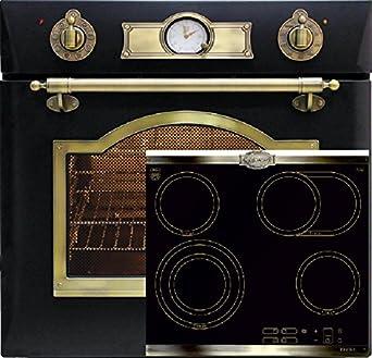 Novedad Horno Juego Autark Kaiser Empire Negro/eléctrico ...