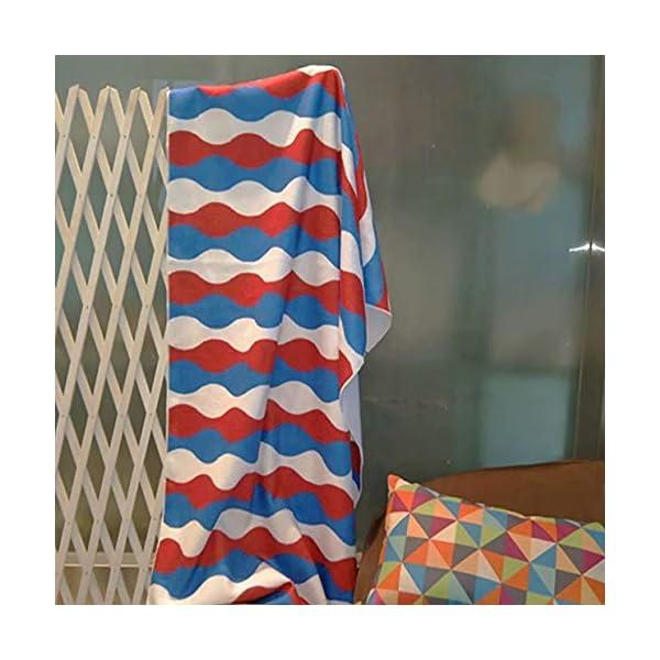 Aurauiora White Bath Towels Bulk English Cocker Spaniel Years Old in Front of White Background,W31 xL63 for Kids 4
