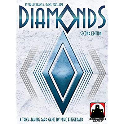 Diamonds Second Edition: Toys & Games