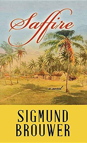 book cover of Saffire