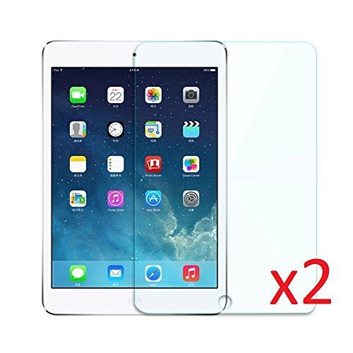 Tempered Glass Screen Protector for Apple iPad Mini 1/2/3 - 9