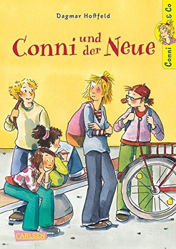 Conni und der Neue (Conni & Co, Band 2) Gebundenes Buch – Illustriert, 15. Juli 2007 Dagmar Hoßfeld Dorothea Tust Carlsen 3551554021