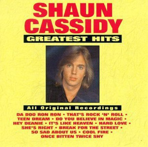 Shaun Cassidy: Greatest Hits by Curb Records