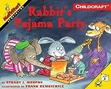 Rabbit's Pajama Party, Stuart J. Murphy, 0064467228