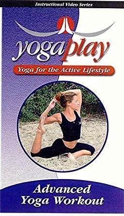 Amazon.com: Advanced Yoga Workout DVD Relaxation Scorpion ...