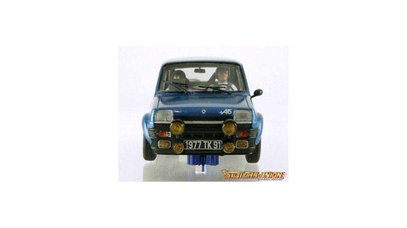 LE MANS miniatures Renault 5 Alpine Groupe 2: Amazon.es: Juguetes y juegos