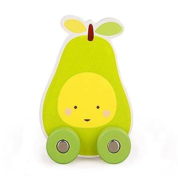 TianranRT Carro de frutas para niños, juguetes educativos para gatear, ejercicio, fruta de madera, carrito de compras (B): Amazon.es: Bricolaje y ...