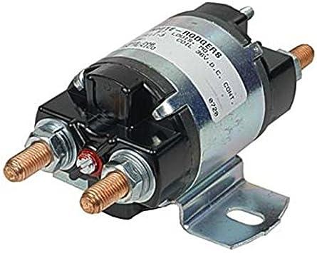 Amazon.com: Rareelectrical WHITE RODGERS 200 AMP 6 TERMINAL 12VOLT CONTINUOUS  DUTY SOLENOID COMPATIBLE WITH 124-305111 124-305111 124-910-11 5121440  512440 SO51214: Automotive | White Rodgers Continuous Duty Solenoid Wiring Diagram |  | Amazon.com