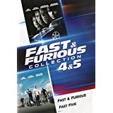 Fast & Furious Collection 4 & 5